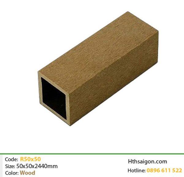 Thanh lam R50x50 Wood