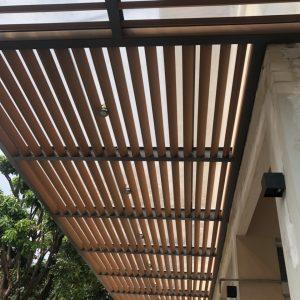 lam gỗ nhựa TPWood HD40x90-25 Wood hình 1