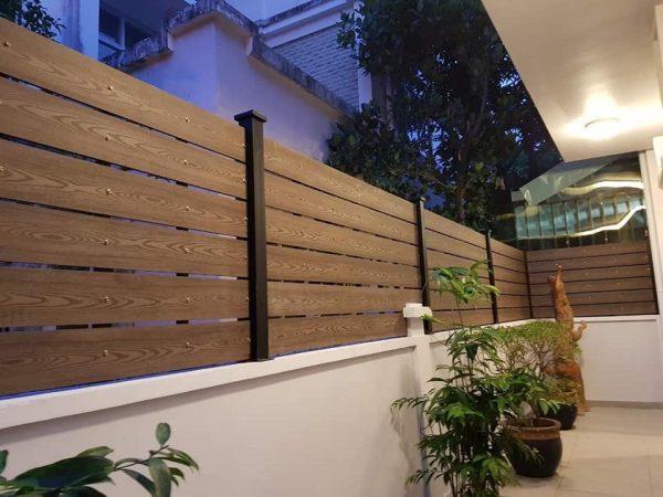 Gỗ nhựa SD150x10 Wood