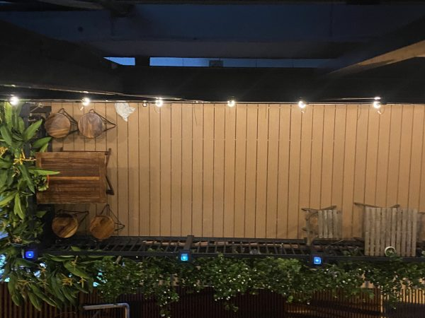 Lam gỗ nhựa HD140x25 Wood hình 3