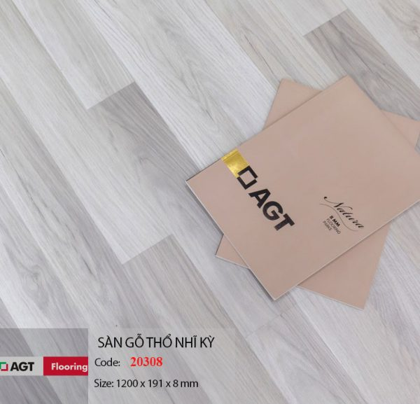 Sàn Gỗ AGT 20308-8mm