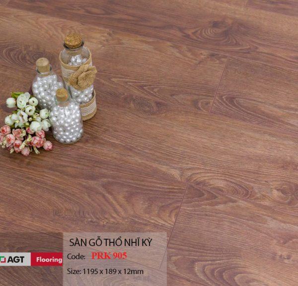 Sàn gỗ AGT PRK 905-12mm