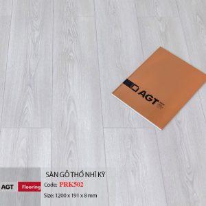 Sàn Gỗ AGT PRK 502-8mm