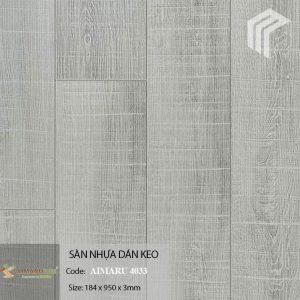 sàn nhựa Aimaru 4033
