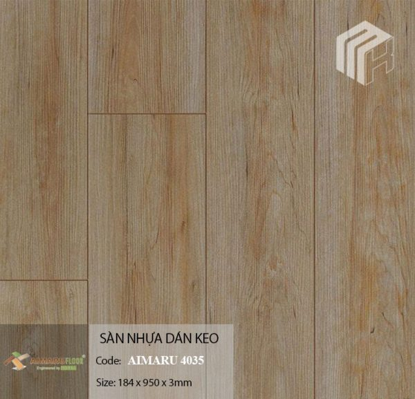 sàn nhựa Aimaru 4035