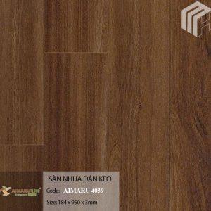 sàn nhựa Aimaru 4039