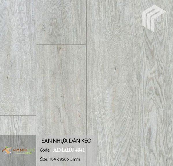 sàn nhựa Aimaru 4041