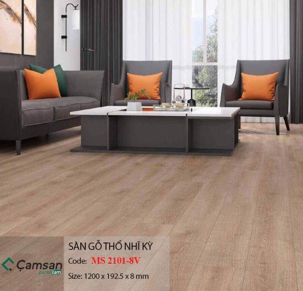 Sàn gỗ Camsan 2101-8v