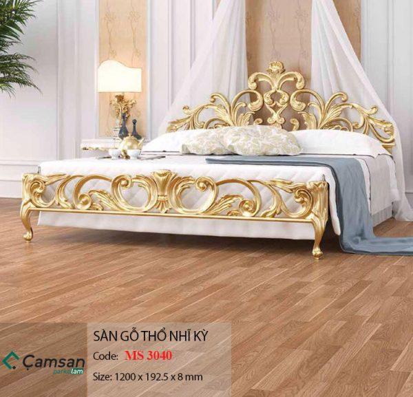 Ván sàn Camsan 3040