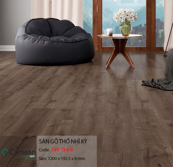 sàn gỗ Camsan 714-8