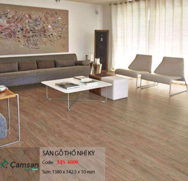 Sàn Gỗ Camsan 4000-10v
