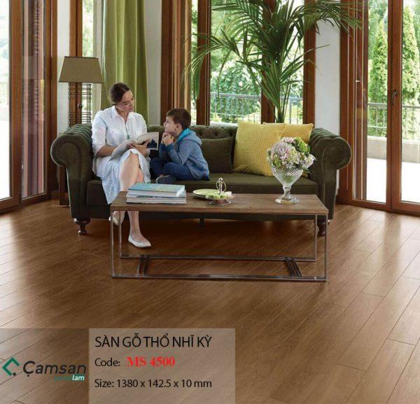 Sàn Gỗ Camsan 4500-10v
