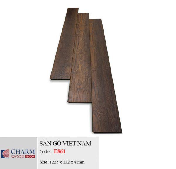 sàn gỗ Charmwood E861