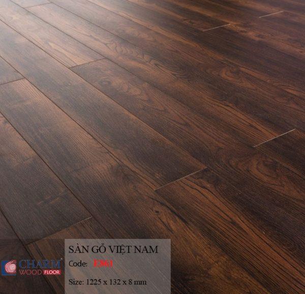 sàn gỗ charmwood E861 hình 1