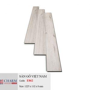 sàn gỗ Charm Wood E862