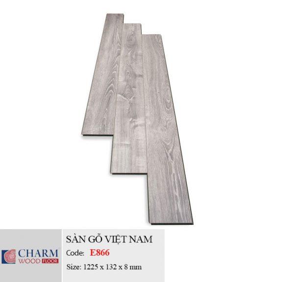 sàn gỗ charmwood E866