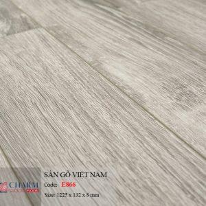 sàn gỗ Charmwood E866 hình 1