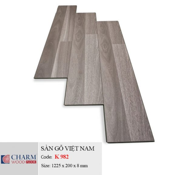 sàn gỗ Charmwood K982