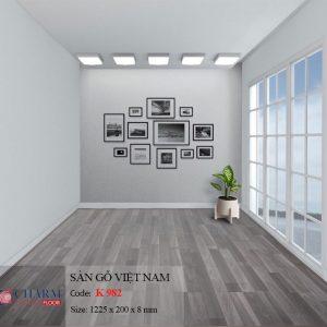 sàn gỗ charmwood K982 hình 2