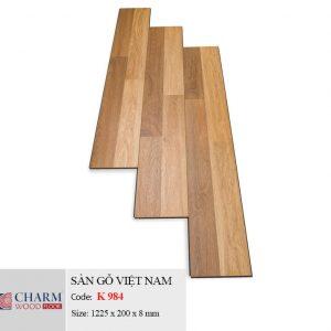sàn gỗ Charmwood K984