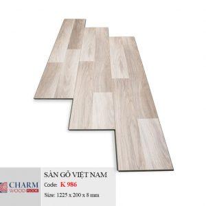 sàn gỗ Charmwood K986