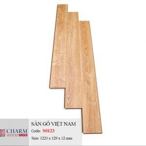 sàn gỗ CharmWood S0123