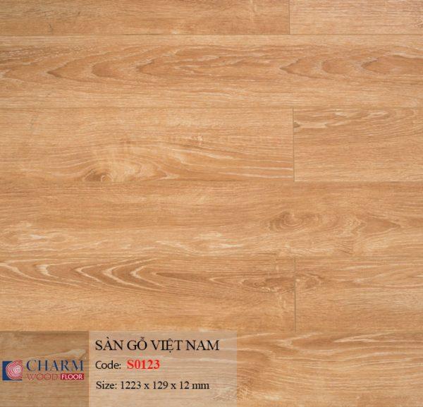 sàn gỗ charmwood S0123 hình 1