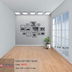 sàn gỗ charmwood S0123 hình 2