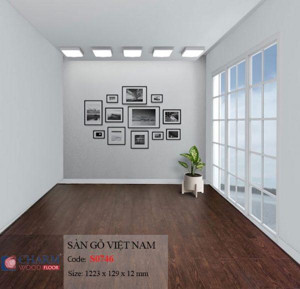 sàn gỗ charmwood S0746