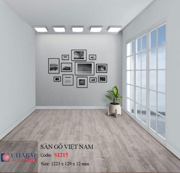 sàn gỗ charmwood S1215 hình 1