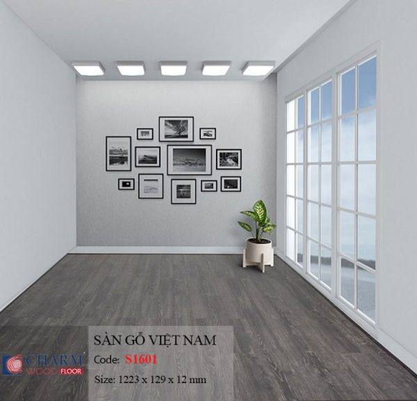 sàn gỗ charmwood S1601 hình 2