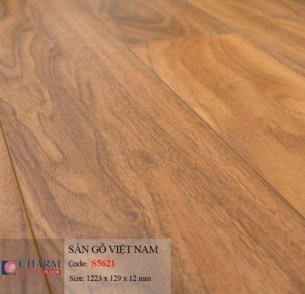 sàn gỗ charmwood S5621 hình 1