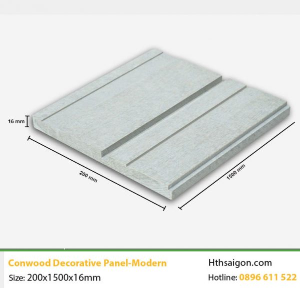 conwood decorative panel modern