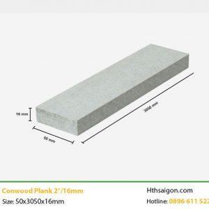 Conwood plank 2/16mm