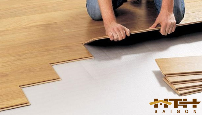 Dự toán trọn gói gỗ lót sàn