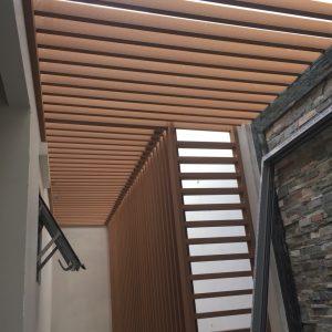 lam gỗ nhựa TPWood HD40x90-25 Wood