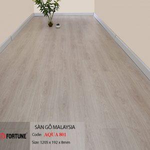 sàn gỗ Fortune Aqua 801 hình 1