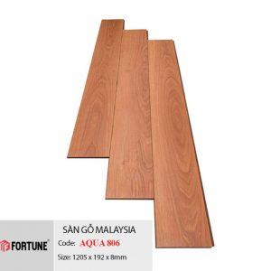 sàn gỗ fortune 806