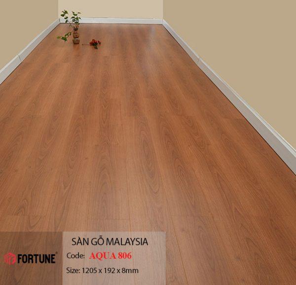 sàn gỗ Fortune Aqua 806 hình 1