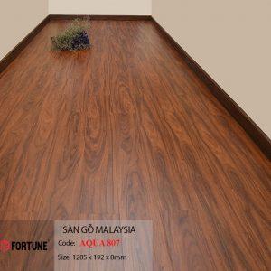 sàn gỗ Fortune Aqua 807 hình 1