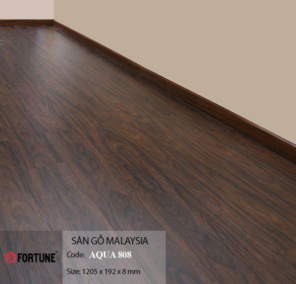 Sàn gỗ Fortune Aqua 808 hình 1
