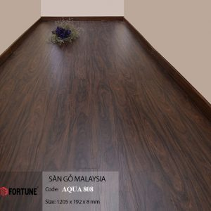 Sàn gỗ Fortune Aqua 808