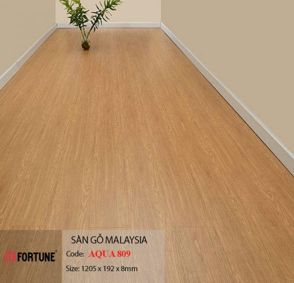 sàn gỗ Fortune Aqua 809 hình 1