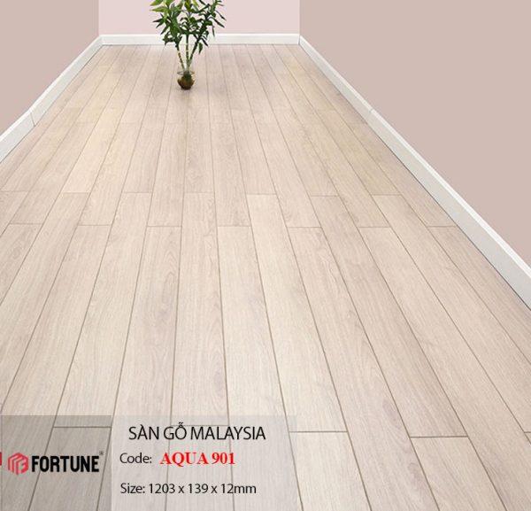 sàn gỗ Fortune Aqua 901 hình 1