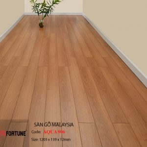 sàn gỗ Fortune Aqua 906 hình 1