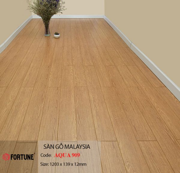 sàn gỗ Fortune Aqua 909 hình 1