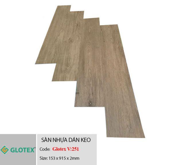 sàn nhựa Glotex v251