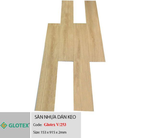sàn nhựa Glotex v253