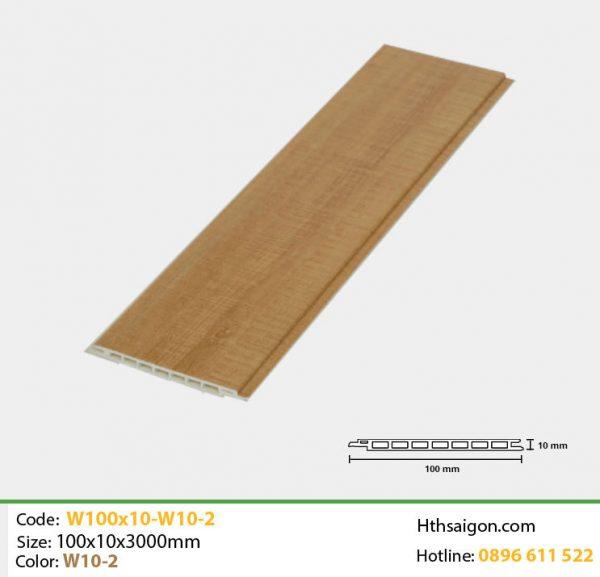 iWood W100x10 W10-2