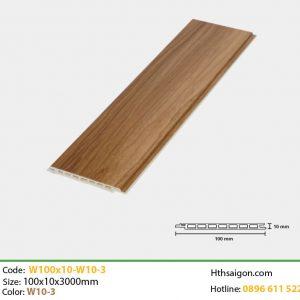 iWood W100x10 W10-3